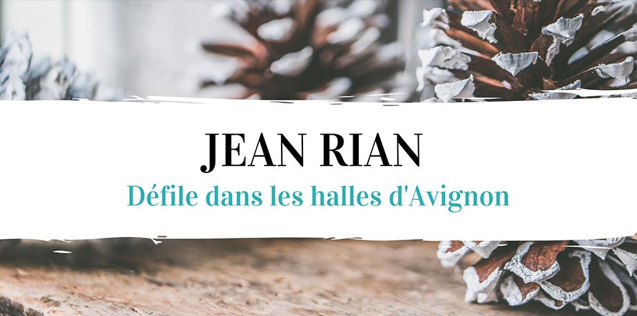 Jean Rian défile !